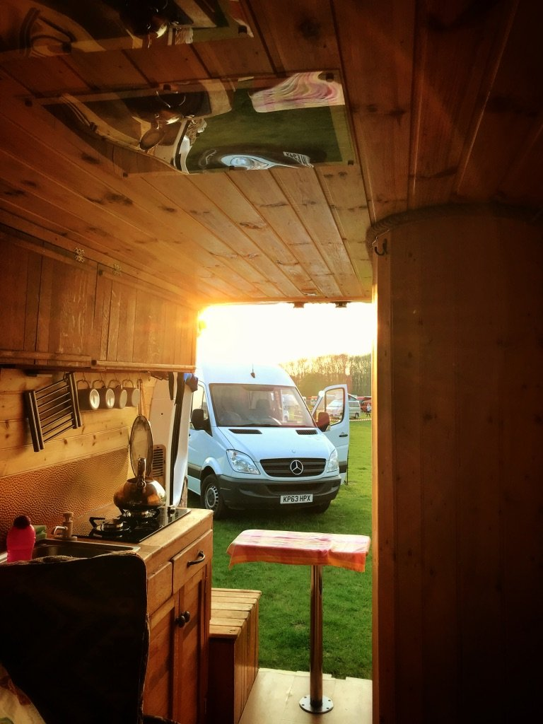 Camp Quirky 2018 is the UK's only event for self-build camper vans. Check out our blog of the 3-day festival.